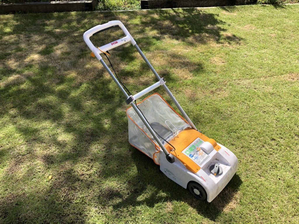 リョービ 電動芝刈り機 LM-2810