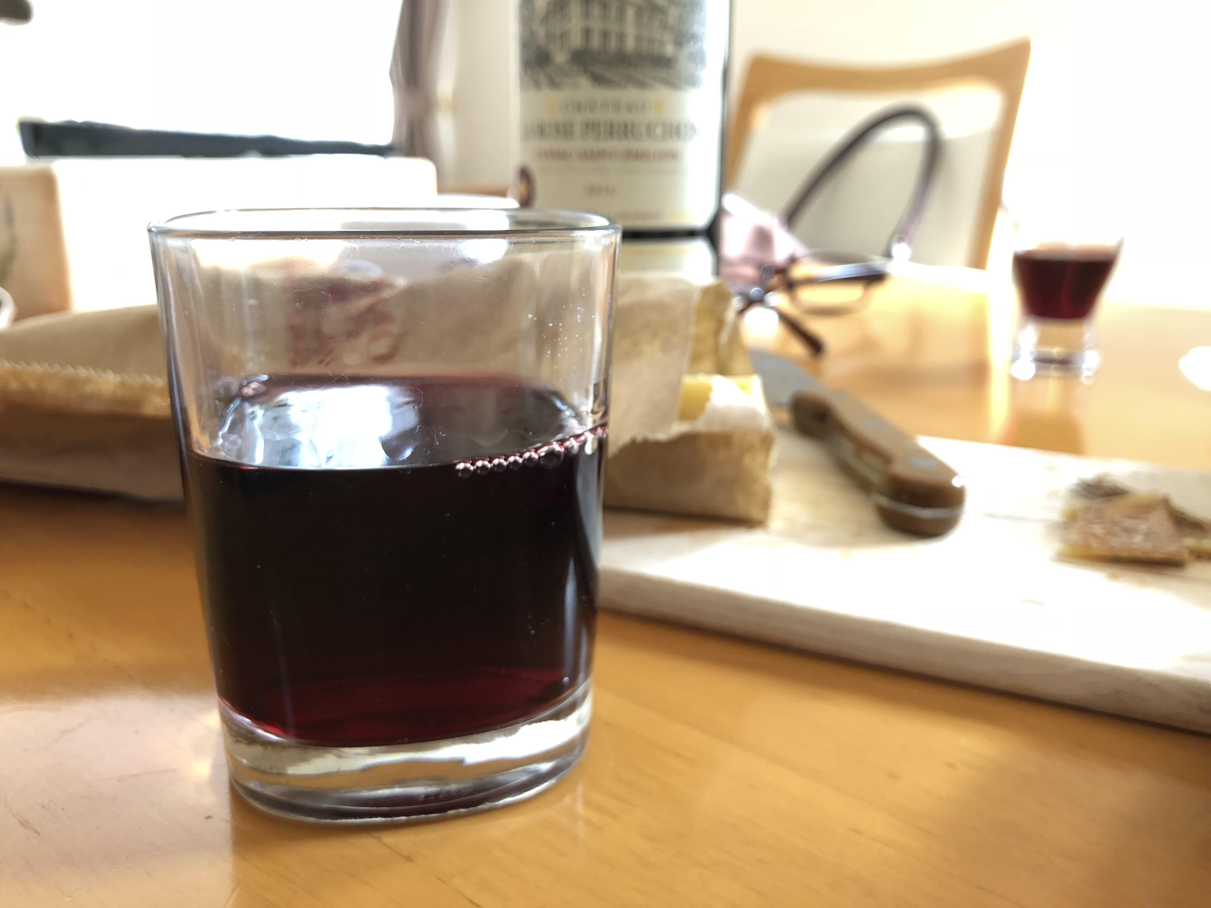 ボルドーワインと本場フランスのチーズを味わった穏やかな日曜日