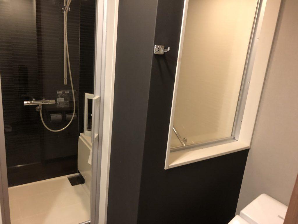 洗面所・トイレと独立したシャワールーム