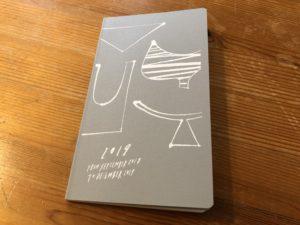 北欧、暮らしの道具店『クラシ手帳2019』
