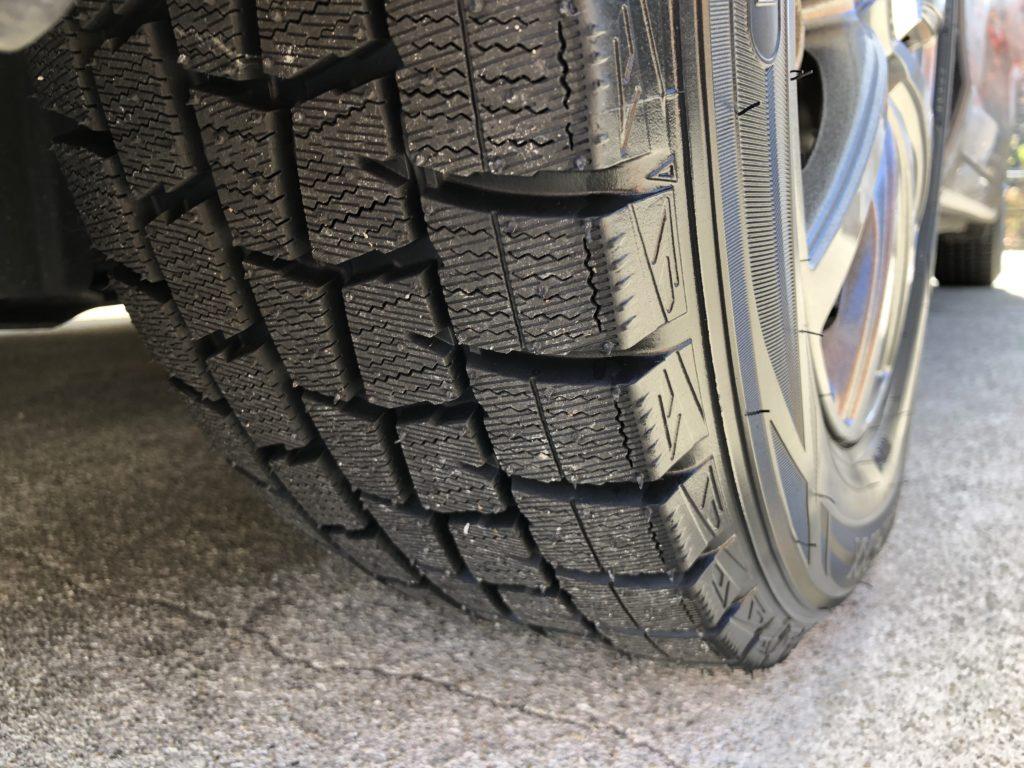 ダンロップ・スタッドレスタイヤ WINTER MAXX 01(WM01)