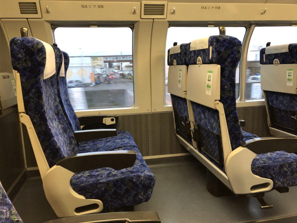 湘南新宿ラインのグリーン車
